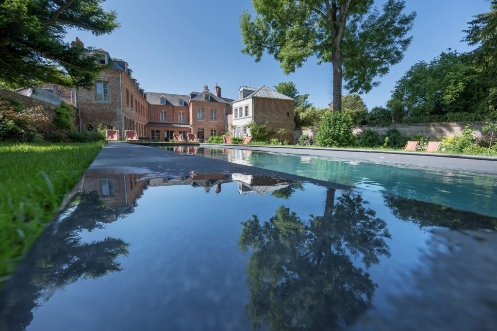 Myrrophores Le Jardin piscine